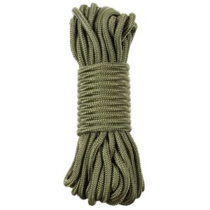 Survival Seil 7 mm x 15 m oliv