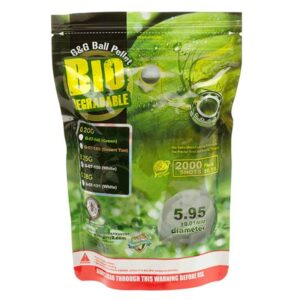 G&G Bio Tech BBs 0,25 g 6 mm