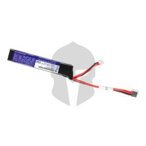Pirate Arms LiPo 11.1V 1100mAh 20C Stock Tube Type Mini T-Plug