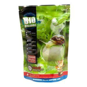 G&G Bio Tech BBs 0,33 g 2000er Beutel