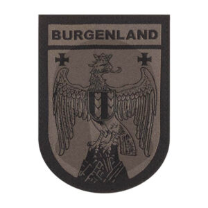 Clawgear Burgenland Shield Patch RAL7013