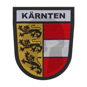 Clawgear Kärnten Shield Patch color
