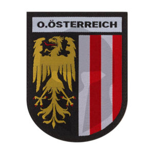 Clawgear Oberösterreich Shield Patch color