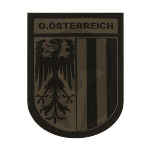 Clawgear Oberösterreich Shield Patch RAL7013