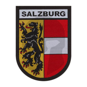 Clawgear Salzburg Shield Patch color