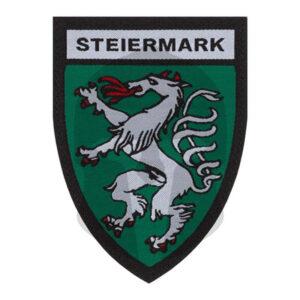 Clawgear Steiermark Shield Patch color