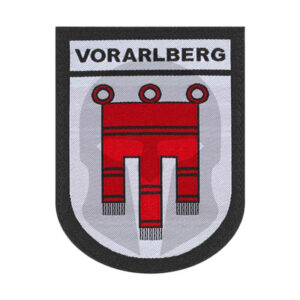 CG Vorarlberg Shield Patch color