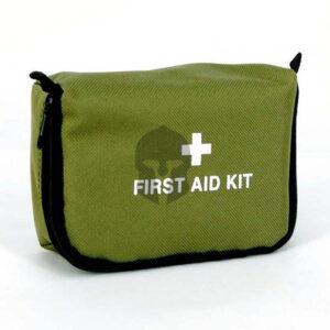 Mil-Tec First Aid Kit klein oliv