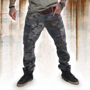 Yakuza Harlekin Cargo Pants